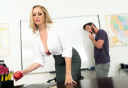 Julia Ann & Lucas Frost in My First Sex Teacher