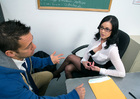 Kendra Lust fucking in the office with her tits - Sex Position 2