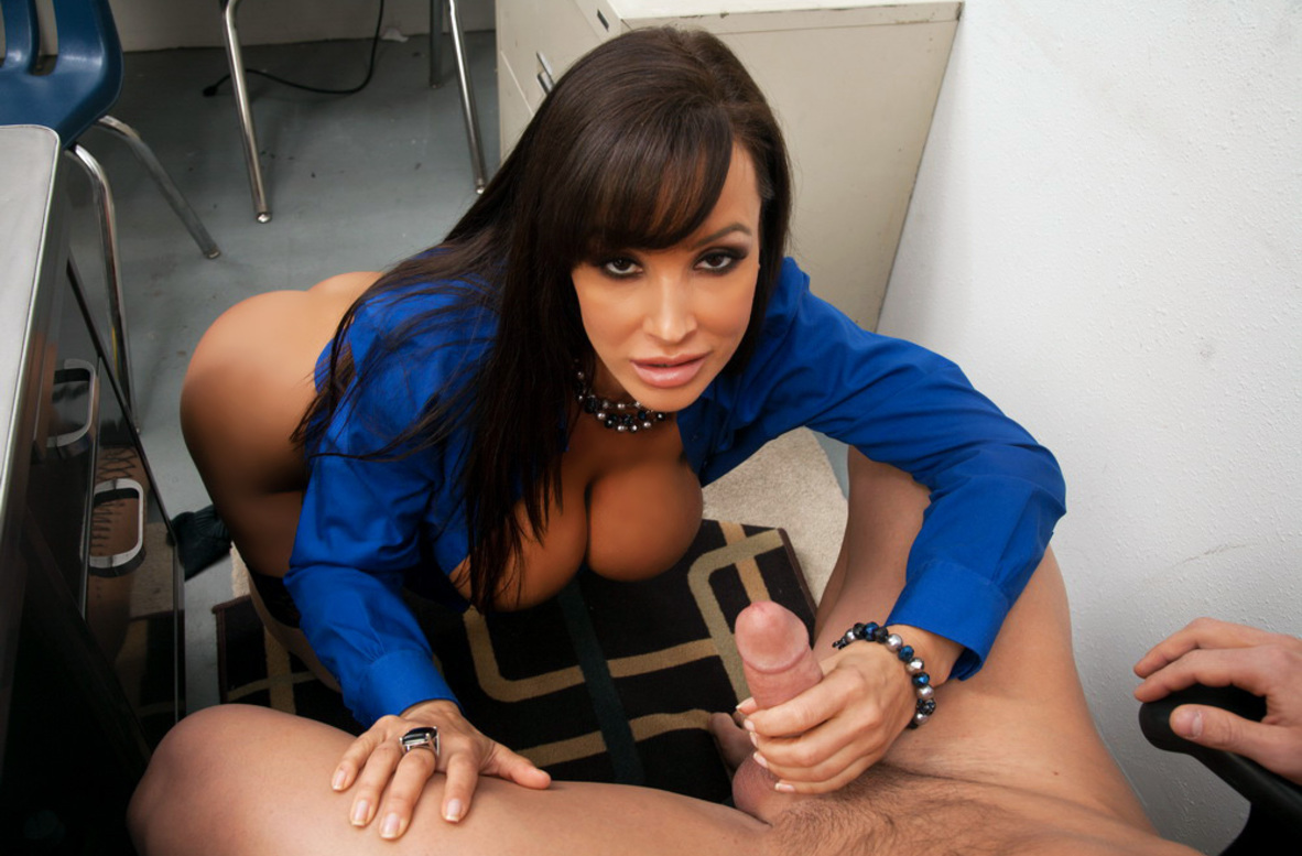 Watch Lisa Ann and Johnny Castle video in My First Sex Teacher