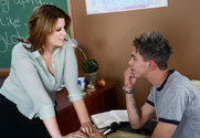 Lisa Sparxxx & Zane in My First Sex Teacher