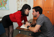Rayveness & Dane Cross in My First Sex Teacher