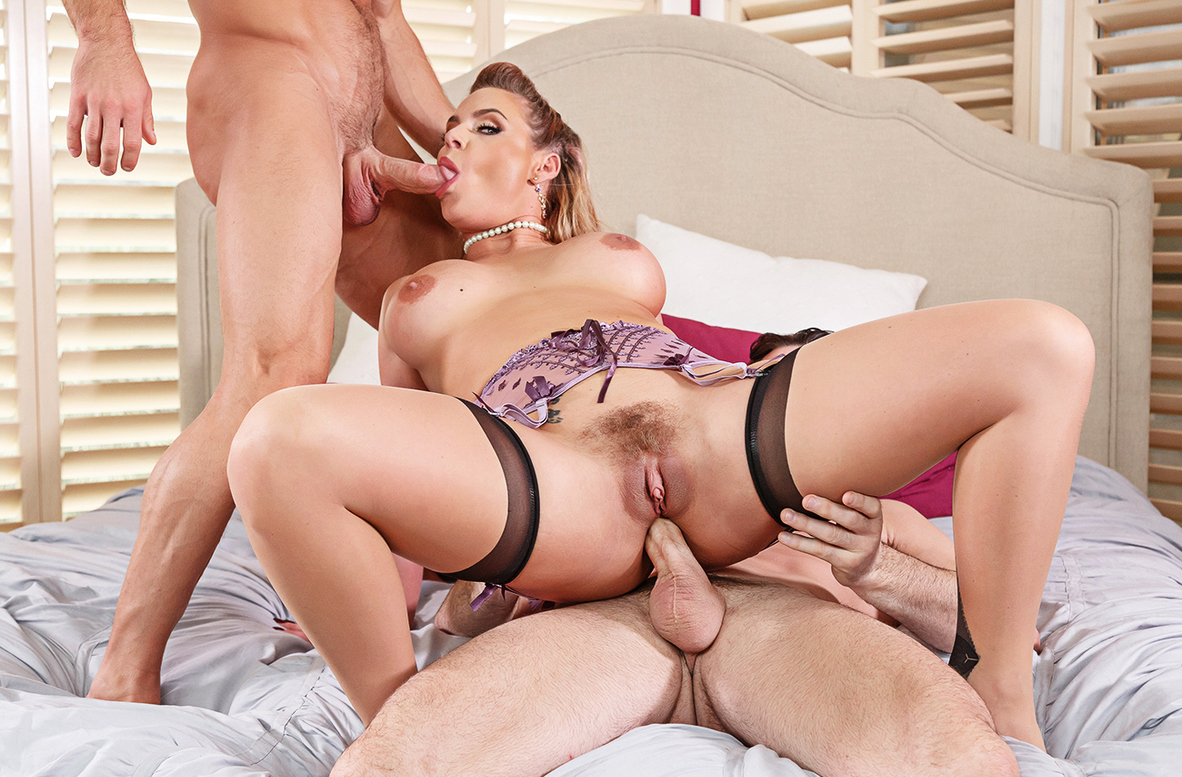 Watch Phoenix Marie, Charles Dera and Johnny Castle 4K video in My Girl Loves Anal