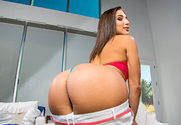 Abella Danger & Mr. Pete in My Sister's Hot Friend