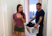 Aidra Fox & Mr. Pete in Neighbor Affair