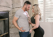 Alexis Texas & Danny Mountain in Neighbor Affair