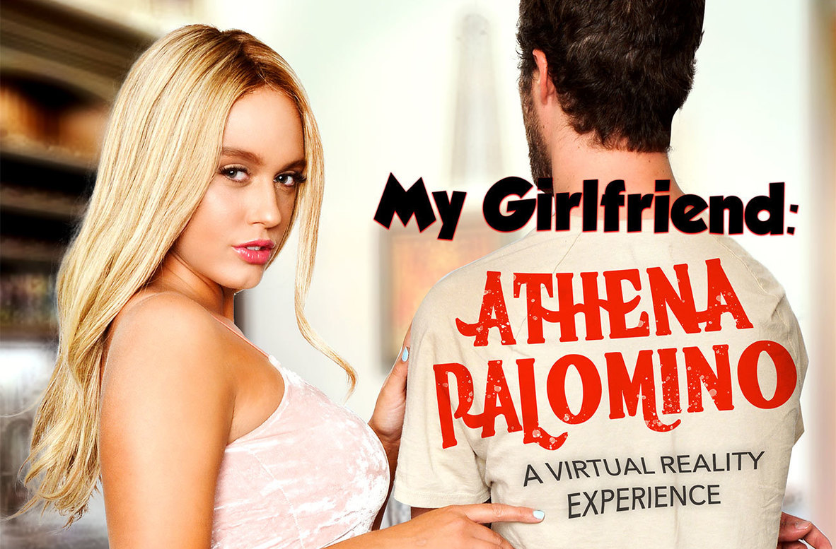 Watch Athena Palomino and Dylan Snow VR video in Naughty America
