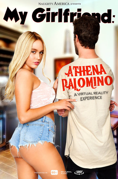 Watch Athena Palomino enjoy some American and Ass smacking!