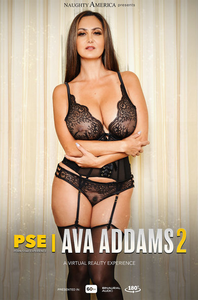 It's a big tits-big ass-VR porn kind of day with Ava Addams