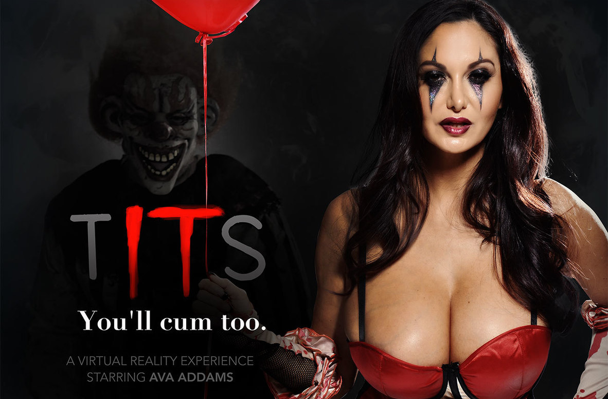 Watch Ava Addams and Preston Parker VR video in Naughty America