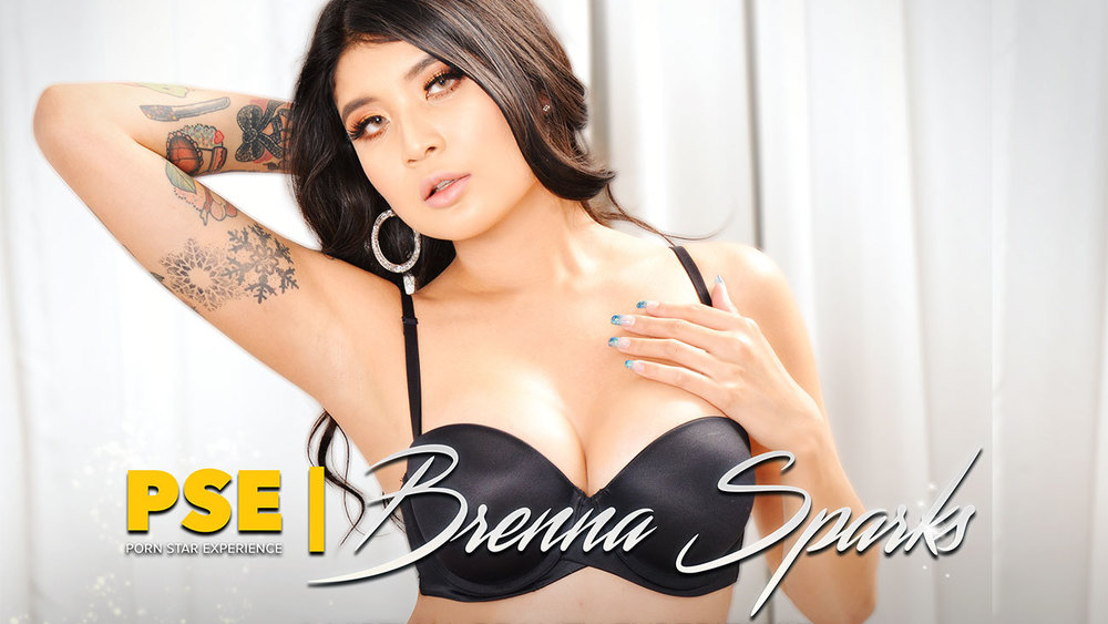 Click here to play Brenna Sparks Will Set Your Pants on Fire VR porn