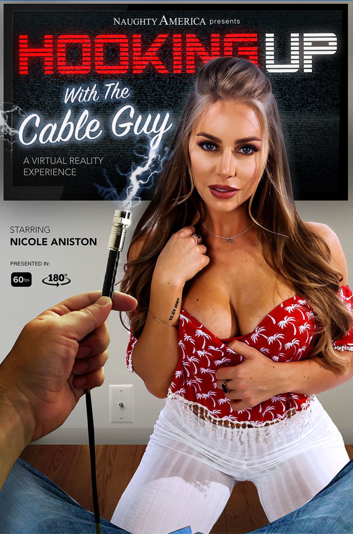 Watch Nicole Aniston and Ryan Mclane VR video in Naughty America