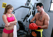 Amanda Blue & Charles Dera in Naughty Athletics