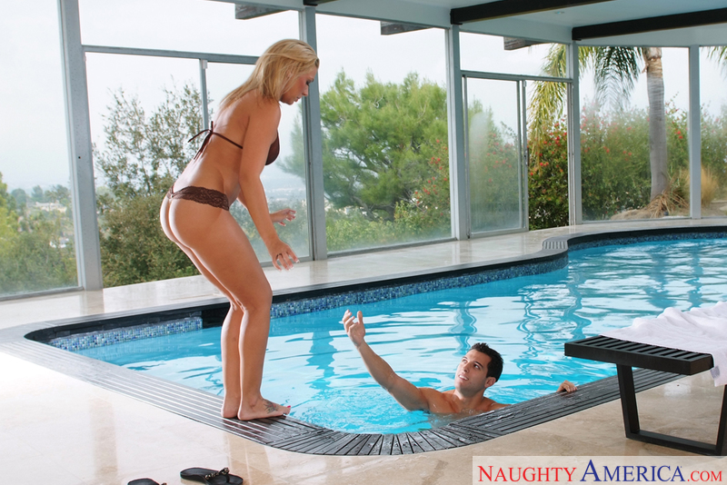 Naughty America Mom And Son