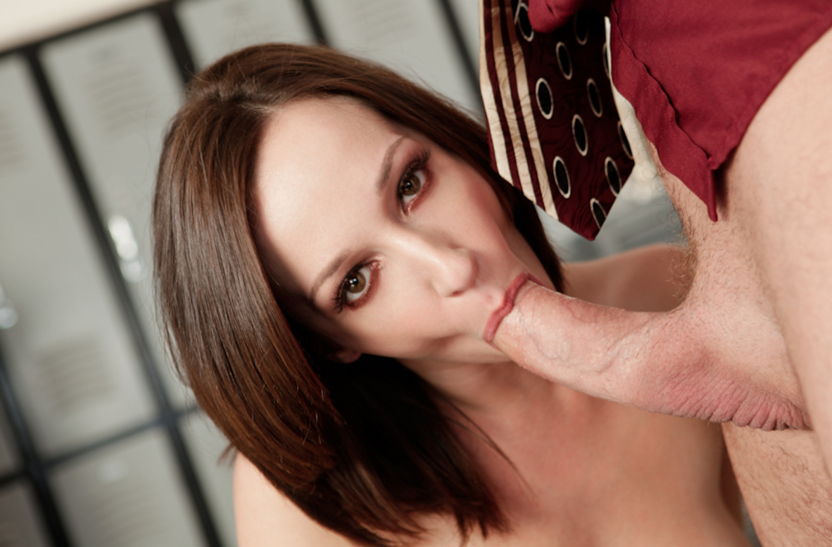 Watch Jada Stevens and Justin Magnum video in Naughty Bookworms