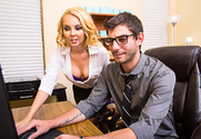 Aaliyah Love & Logan Long in Naughty Office