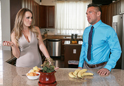 Alexis Adams & Johnny Castle in Naughty Office