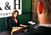 Bobbi Starr & Marcus London in Naughty Office