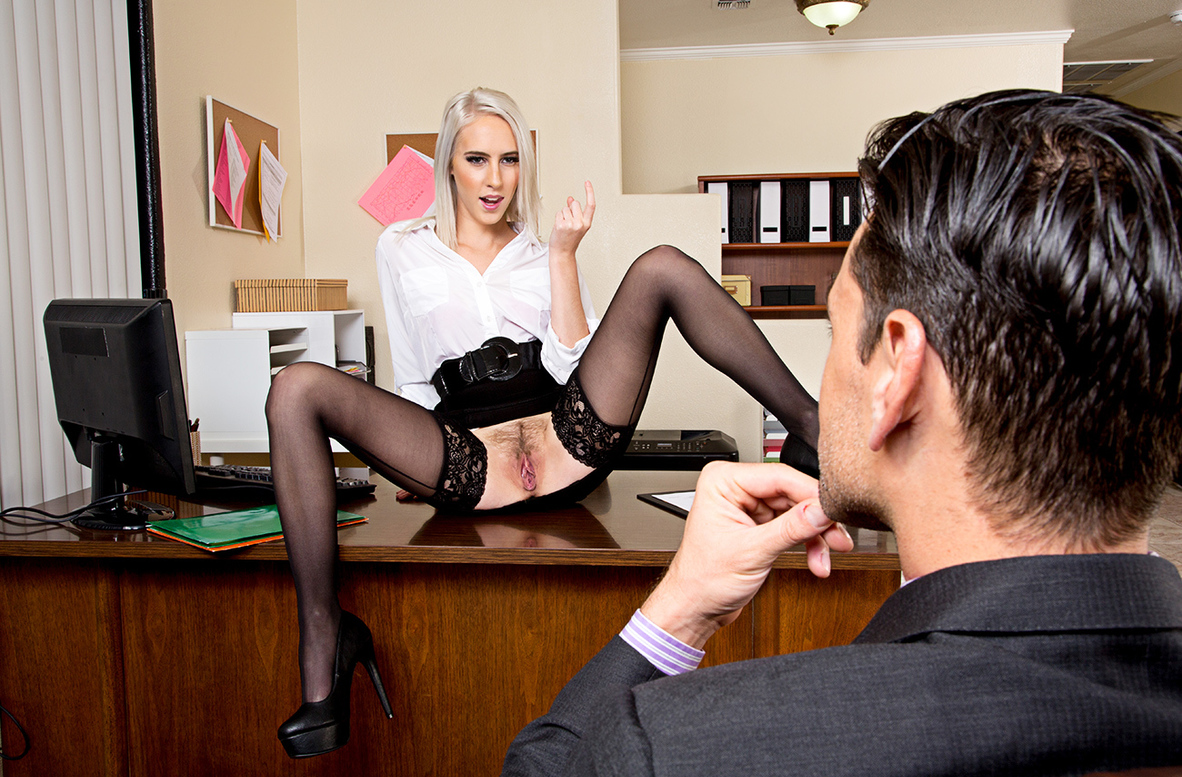 Watch Cadence Lux and Ryan Driller 4K video in Naughty Office
