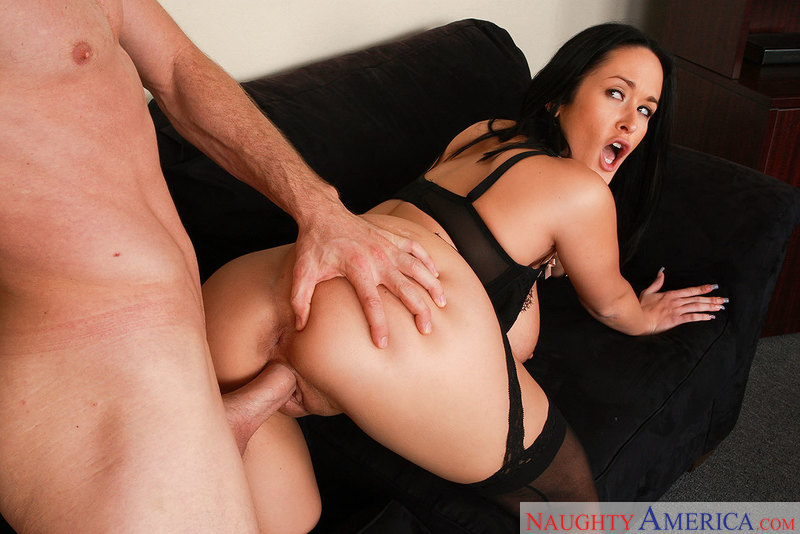 Carmella Bing Gives IT Guy His 'Breast' Office Day Ever - Sex Position 2