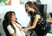 Charmane Star & Kiera Winters in Naughty Office