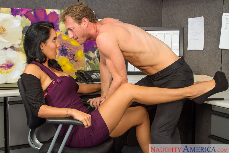 Isis love naughty office
