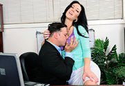 Jayden Jaymes & Anthony Rosano in Naughty Office