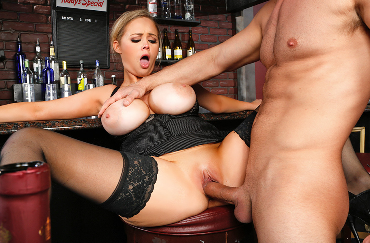 Watch Katie Kox and Preston Parker video in Naughty Office