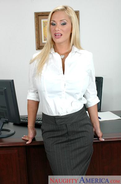 Stylez girl shyla office