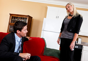 Skylar Price & Aaron Wilcoxxx in Naughty Office