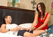 Rilynn Rae & Xander Corvus in Naughty Rich Girls