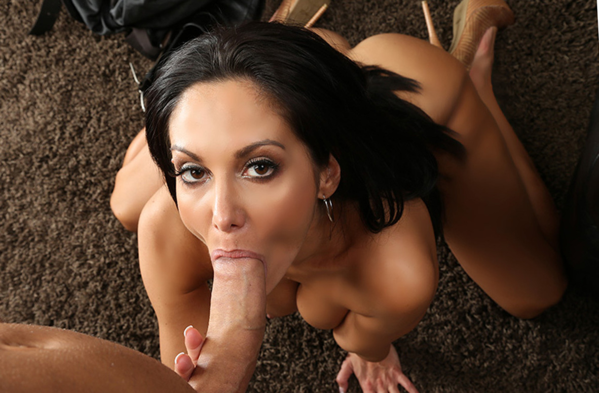 Watch Ava Addams and Danny Mountain Ass smacking video in Seduced By A Cougar