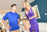 Brandi Love & Brad Knight in Seduced By A Cougar