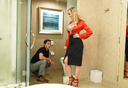 Brandi Love & Lucas Frost in Seduced By A Cougar