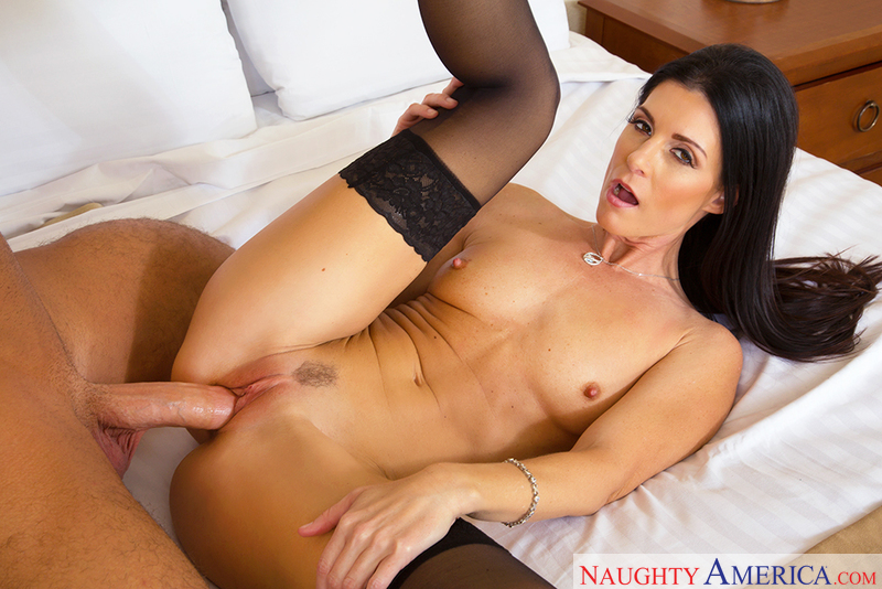 India Summer  Chad White In Seduced By A Cougar - Naughty -4175