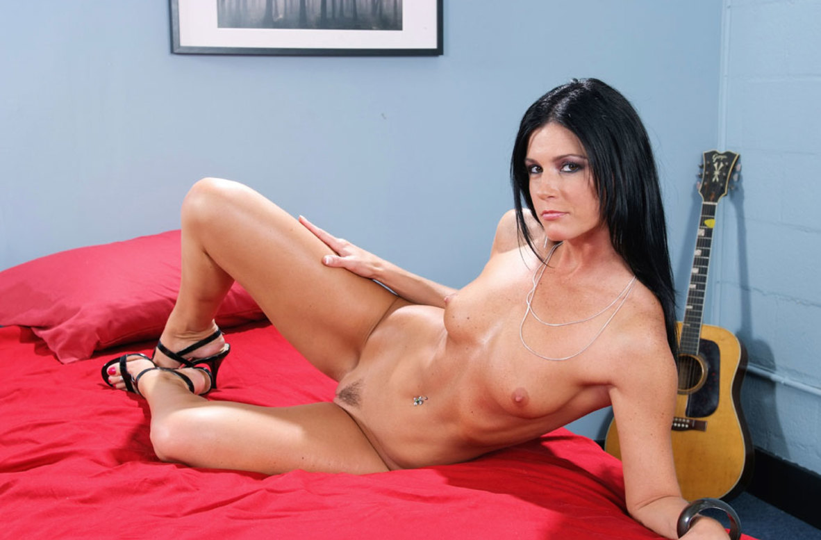 Watch India Summer and Rocco Reed video in Seduced By A Cougar
