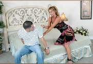 Phyllisha Anne & Alex Gonz in Seduced By A Cougar