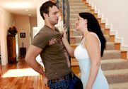 Sandy Beach & Rocco Reed in Seduced By A Cougar